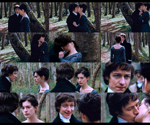 Anne Hathaway, jane and tom, and becoming jane image