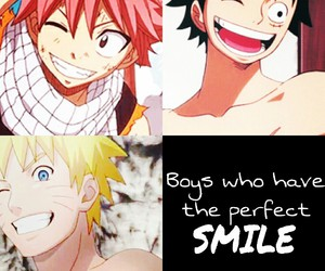 one piece, naruto, and fairy tail image