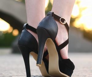 fashion, shoes, and blog image