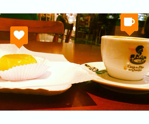breakfast, cafe, and coffe image