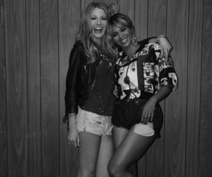 beyoncé, blake lively, and blake image