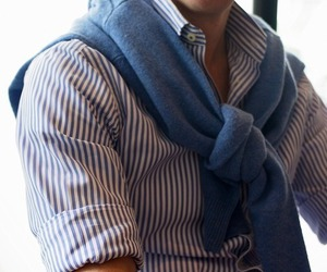 gentleman, style, and men's fashion image