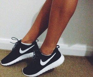 nike, summer love, and nikes image