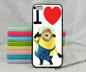 best friend cases, samsung galaxy s5 case, and i love despicable me image
