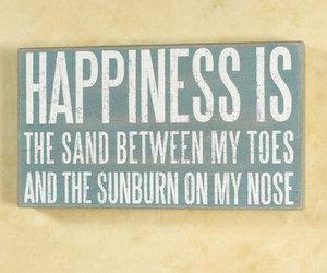 beach, beautiful, and happiness image
