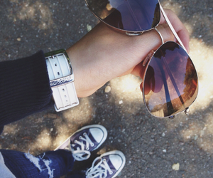 cool, Sunny, and ootd image