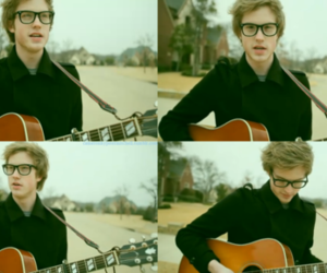 acoustic, cameron mitchell, and glasses image