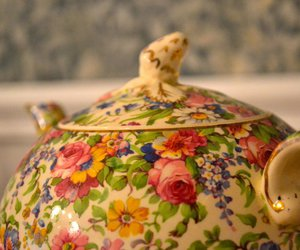 pattern, teapot, and photography image