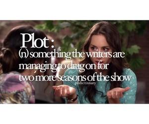funny, plot, and season image