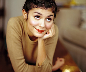 audrey tautou, amelie, and actress image