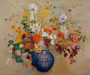 paintings and odilon redon image