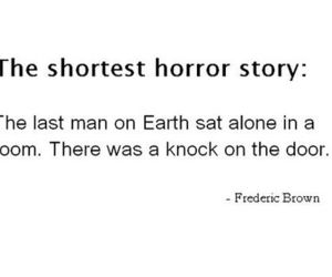 horror, story, and quotes image