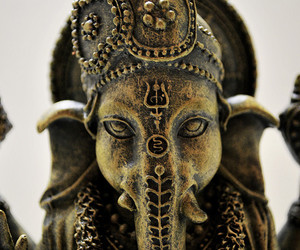 elephant and statue image