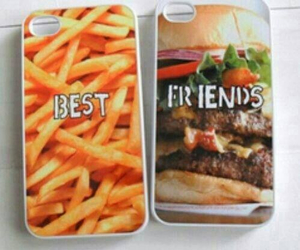 best friends and iphone case image