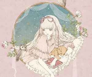 art, lolita, and illust image