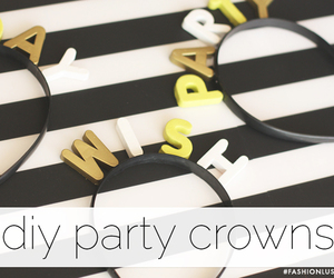 birthday party, diy, and do it yourself image