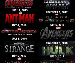 Hulk, Avengers, and thor image