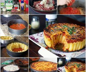 food, pasta, and diy image