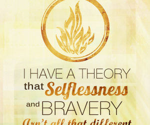 divergent, quote, and dauntless image