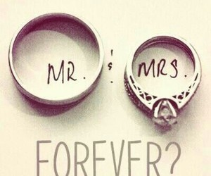 forever, mr, and rings image