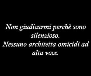 frasi, frasi italiane, and giudicare image
