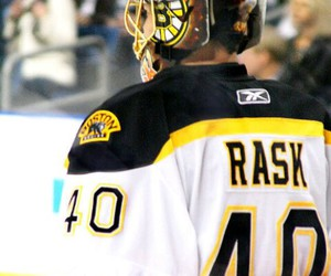 boston bruins, Ice Hockey, and tuukka rask image