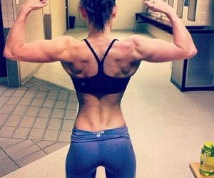 diet, fitness, and gym image