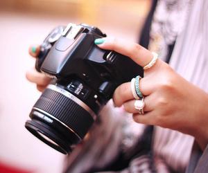 girl and camera image
