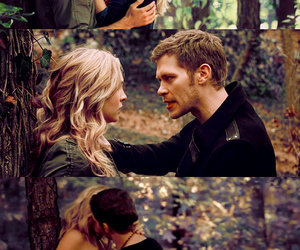candice accola, the vampire diaries, and klaus image