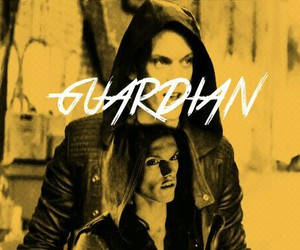 guardian, jace, and Jamie Campbell Bower image