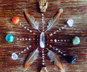 feathers, indie, and hippie image