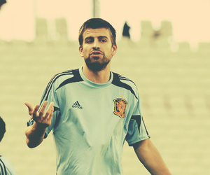 boy, spain, and gerard piqué image