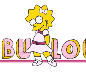 fabulous, simpsons, and pink image
