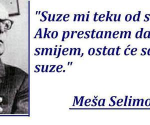 quotes, citati, and mesa selimovic image