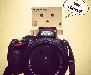 camera, danbo, and photos image