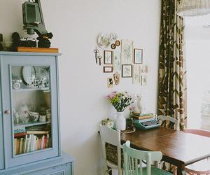 vintage, kitchen, and room image