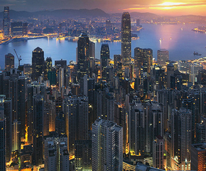 hong kong and amazing image