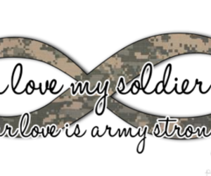 army, strong, and cute image