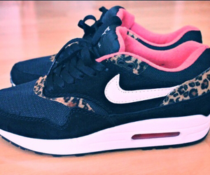 nike and leopard image