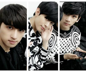 ken, hyuk, and hongbin image