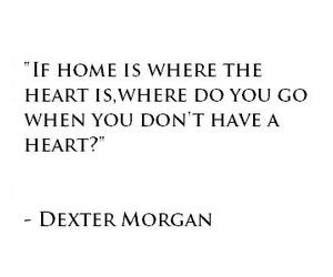 heart, home, and Dexter image