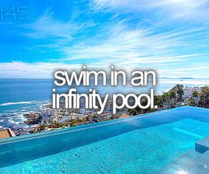 pool, swim, and before i die image