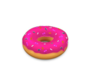emoji, donut, and food image