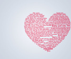 heart, love, and Taylor Swift image
