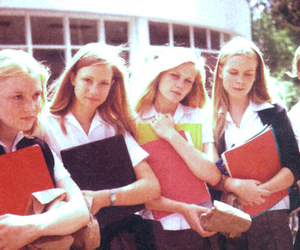 the virgin suicides, girl, and movie image