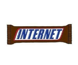 overlay, internet, and chocolate image