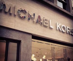 Michael Kors, luxury, and store image
