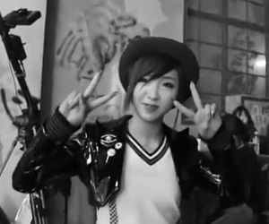 crush, gong minzy, and behind the scenes image
