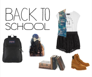 outfits, Polyvore, and summer image