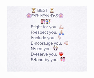 always, best friends, and friendship image
